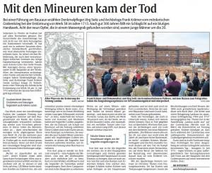 Rheinpfalz-Bericht Führung Lunette 38