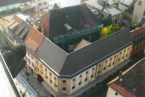 Das Haus zum Maulbeerbaum in Landau